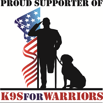 Click image for for information on K9's For Warriors